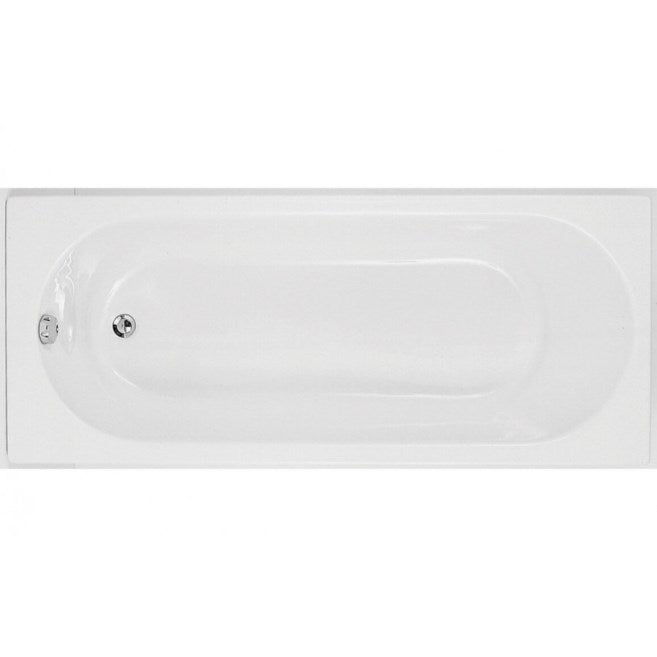 CASCADE SUPERCAST 1600 X 700 SINGLE END BATH