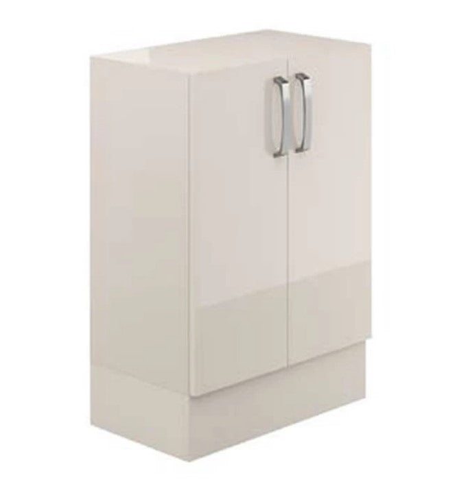 Avalon Gloss Cashmere 500mm Base Unit