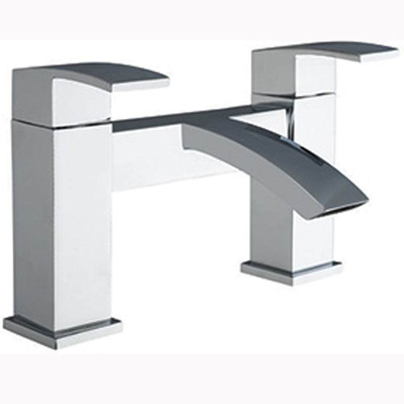 Descent Bath Filler Chrome