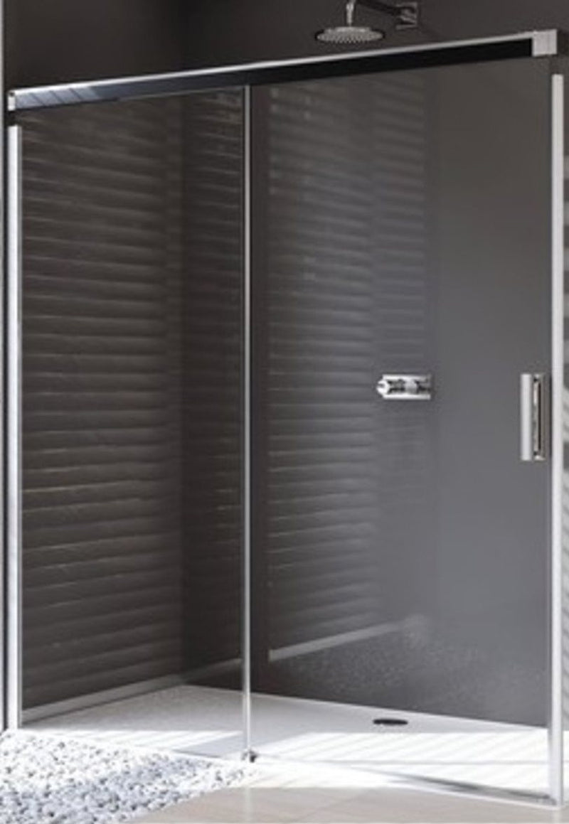 Huppe Design Pure 1400mm Sliding Door for a Recess