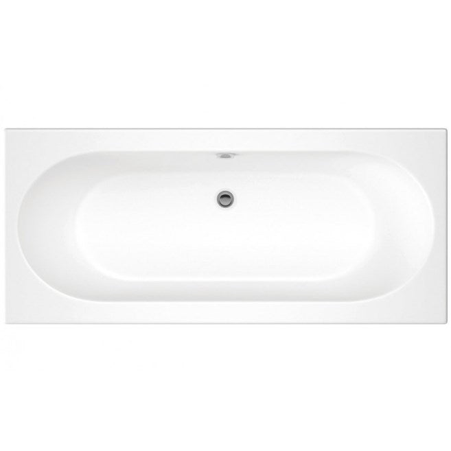 Cascade Supercast Double Ended Bath 1700 x 750mm