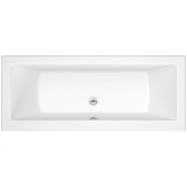 SOLARNA SUPERCAST 1700 X 750 DOUBLE END BATH