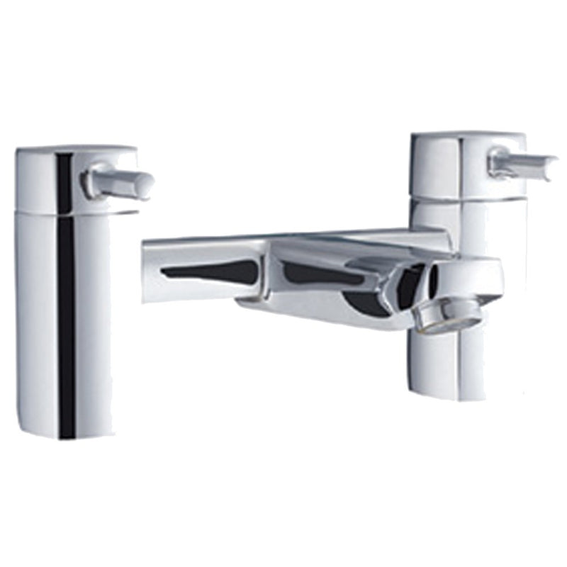 Forme Bath Filler Chrome