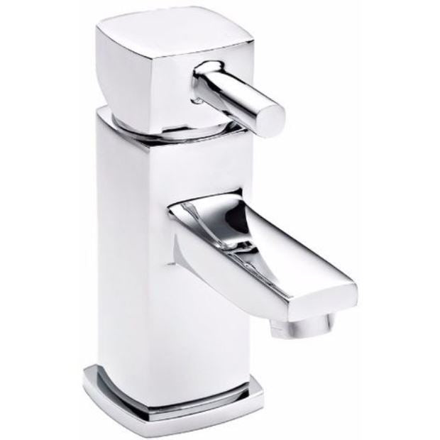 Forme Mini Mono Basin Mixer Chrome