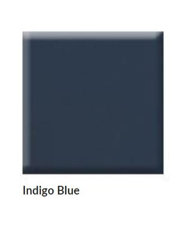 Indigo Blue Wooden Bath Panels