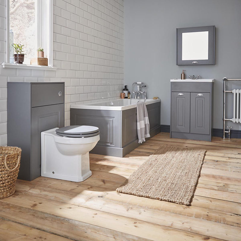 Astley Traditional Single End Bath 1700 x 700mm
