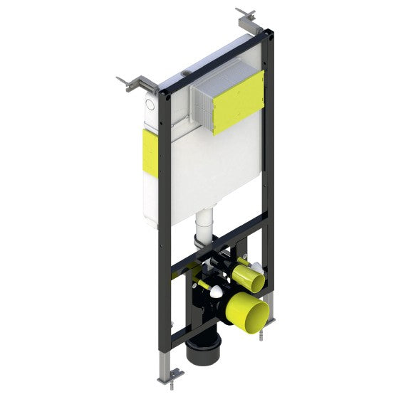 ACC009 Kartell Keytech 1.12m WC Frame for Wall Hung WC Frame