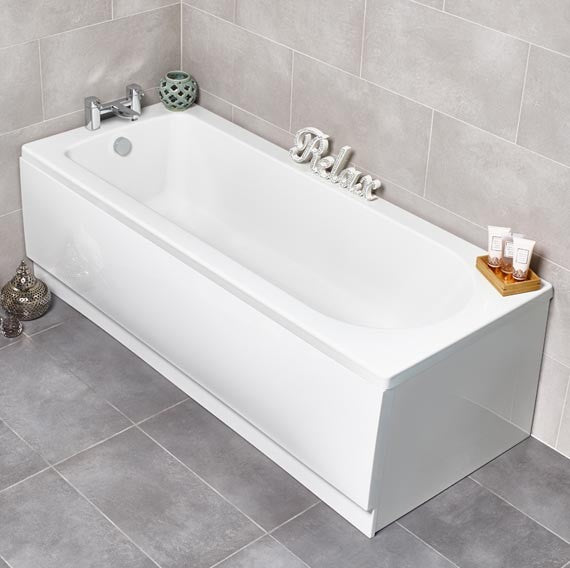 BAT260NL K-Vit New Life Acrylic Bath 1700 x 700mm