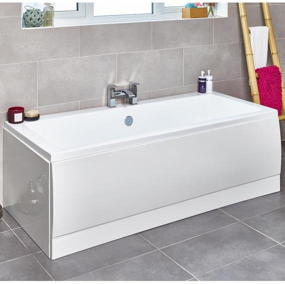 K-Vit Options Double Ended Acrylic Baths