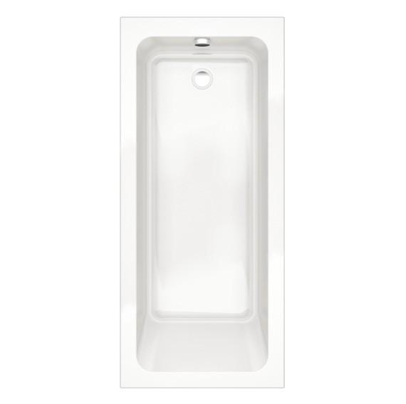K-Vit Options Single Ended Acrylic Bath Plan View