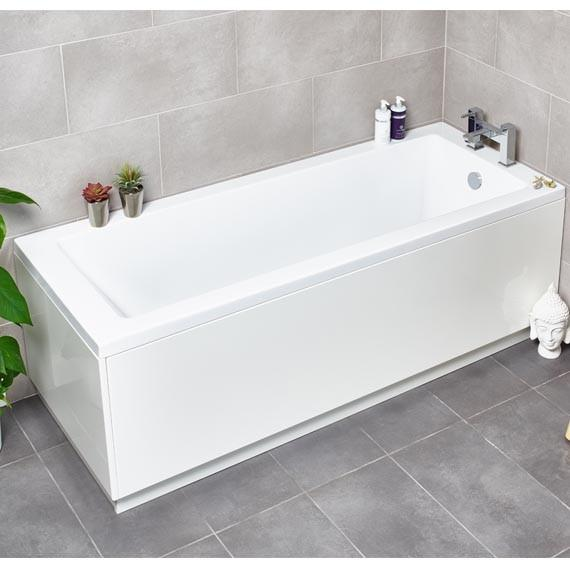 K-Vit Options Single Ended Acrylic Bath