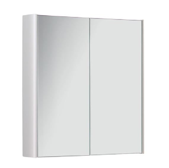 FUR296OP Kartell Options 500mm Mirror Cabinet - White