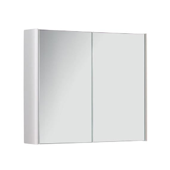 FUR300OP Kartell Options 800mm Mirror Cabinet - White