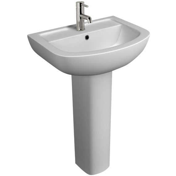 Kartell Studio Basin and Full Pedestal