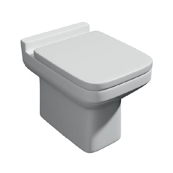 Kartell Trim BTW Toilet with Soft Close Seat