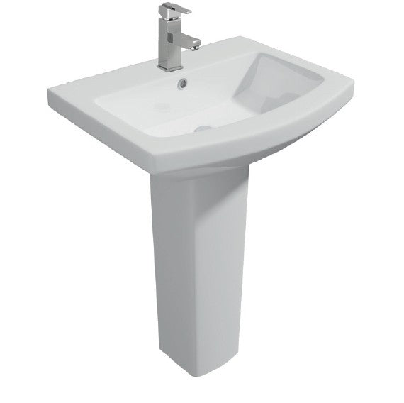 Trim Basin and Full Pedestal