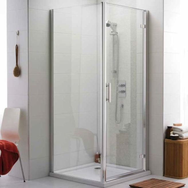 Hinged Door Shower Enclosures