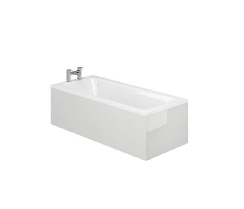 Manor Light Grey Bath Front Panel 1700mm 1800mm