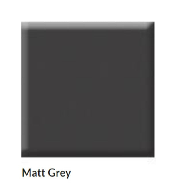 Matt Grey Wooden Bath Panels