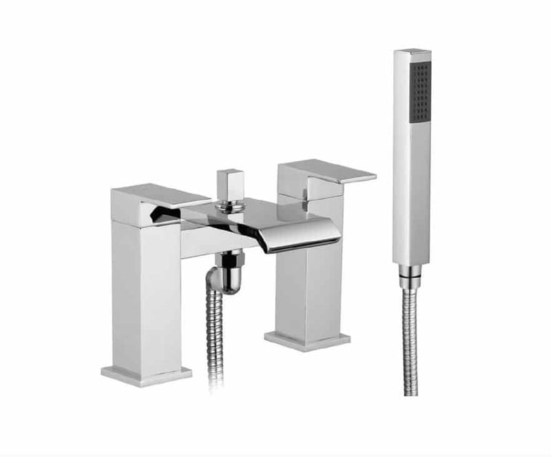Miami Bath Shower Mixer Chrome