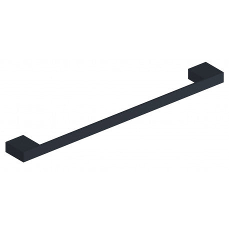 Mono Towel Bar 45cm Matt Black