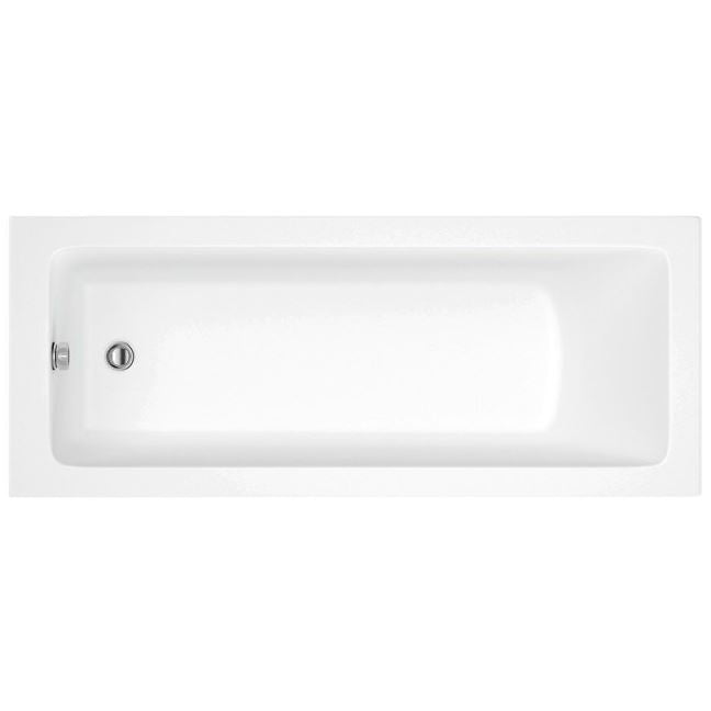 SOLARNA SUPERCAST 1700 X 750 SINGLE END BATH