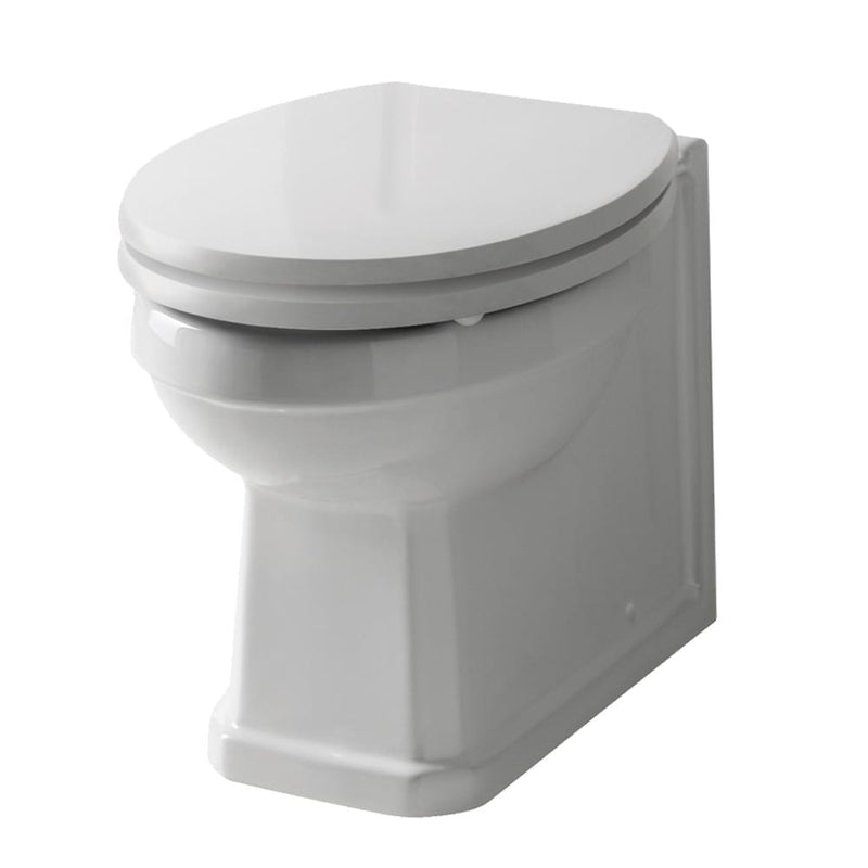 Astley Traditional BTW Toilet with Soft Close Seat