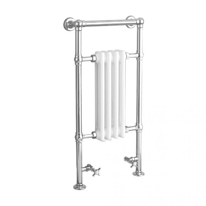 Baby Henbury 495 x 960 Traditional Towel Radiator