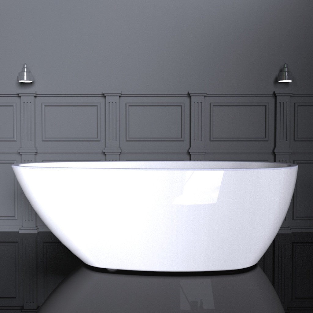 Charlotte Edwards Ruby Freestanding Bath - Leeds Clearance Bathrooms