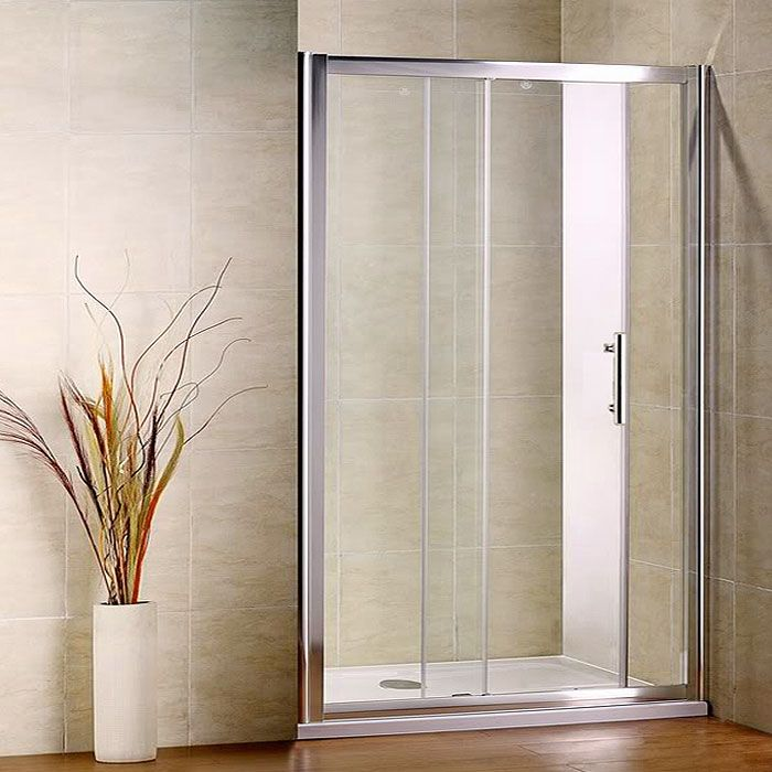 S8 1700mm Sliding Shower Door