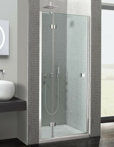 Pivot Door Shower Enclosures