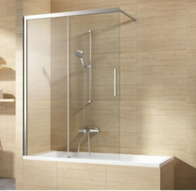 STRATOS SLIDING BATH SCREEN
