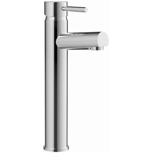 Premier Tall Mono Basin Mixer Chrome