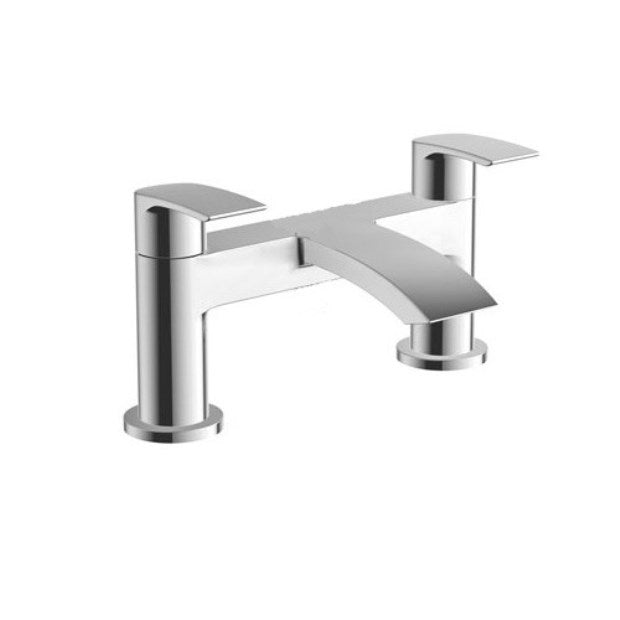 Belini Bath Filler Chrome