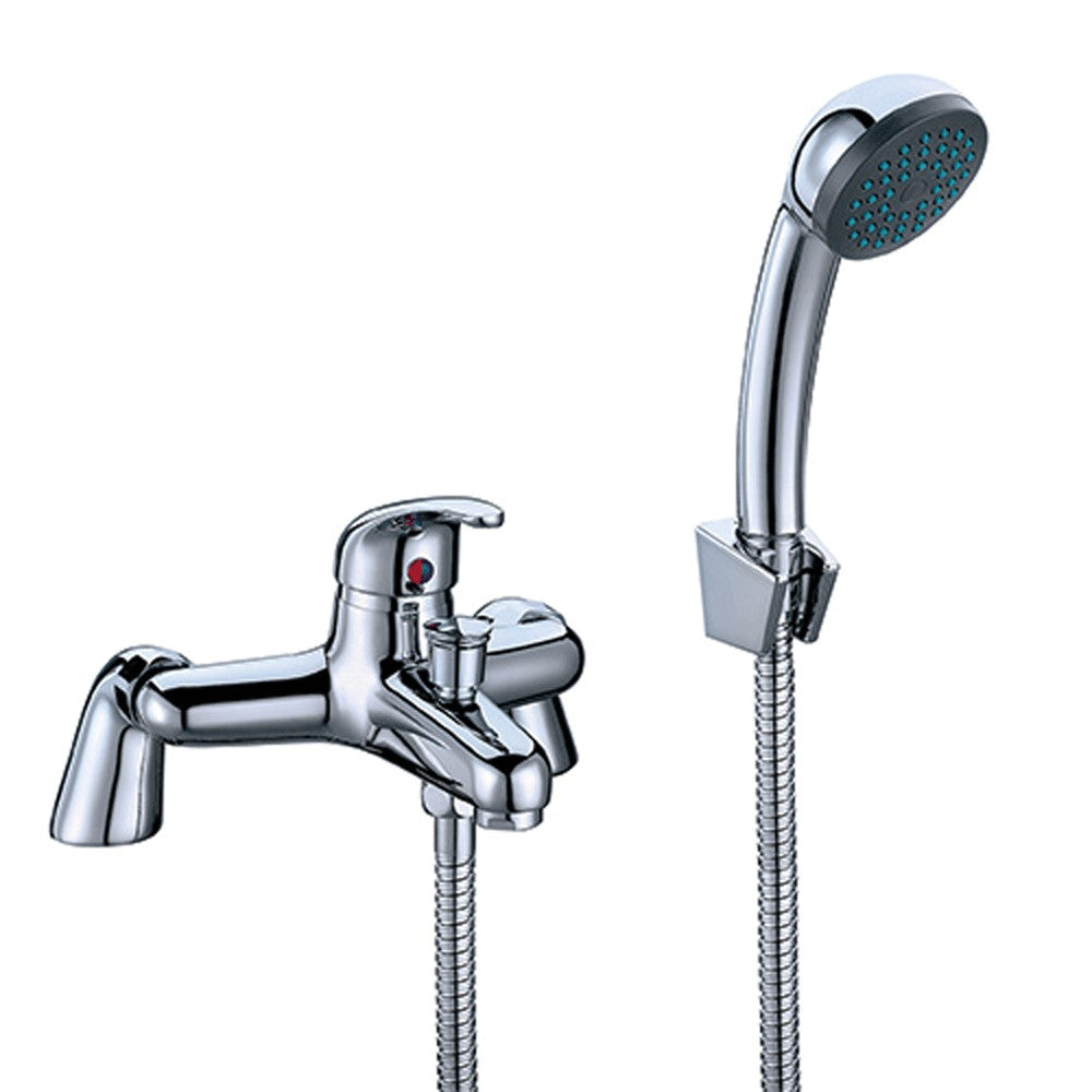 Tidy Bath Shower Mixer Chrome