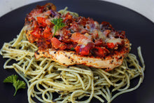Load image into Gallery viewer, BRUSCHETTA CHICKEN & SIDE