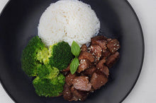Load image into Gallery viewer, OSTRICH, BROCCOLI & RICE