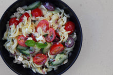 Load image into Gallery viewer, GREEK PASTA SALAD