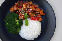 Load image into Gallery viewer, SWEET & SOUR CHICKEN WITH RICE