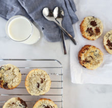 Load image into Gallery viewer, GUILTLESS SOFT BAKED CHOC CHIP COOKIE