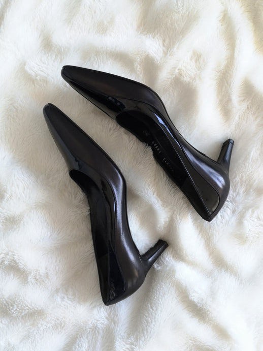 Patent Leather pump by Bruno Magli