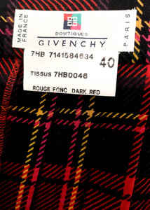 Pleated Midi-Skirt by Givenchy - Made in France