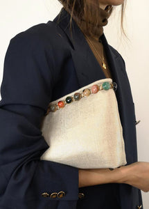 LILA Clutch Bag by Marie-Louise