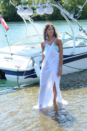 Sarong Dress Coverup