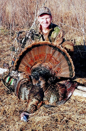 How Cool is Turkey Hunting? Read this.