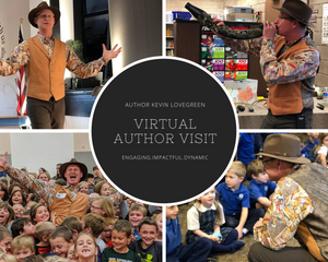 How to Set Up an Impactful Virtual Author Visit