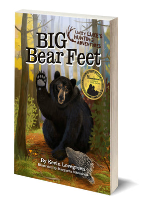 Big Bear Feet (New Release) - Author Kevin Lovegreen