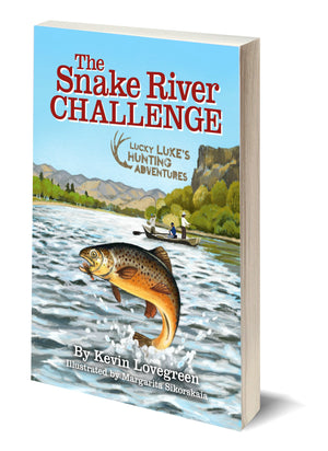 The Snake River Challenge - Hardcover