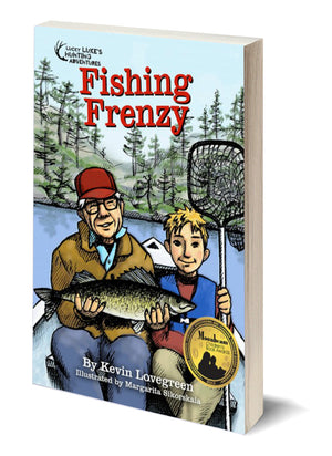 Fishing Frenzy - Author Kevin Lovegreen