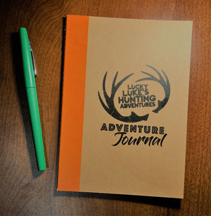 Adventure Journal - Author Kevin Lovegreen